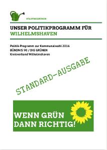 Politikprogramm Standard