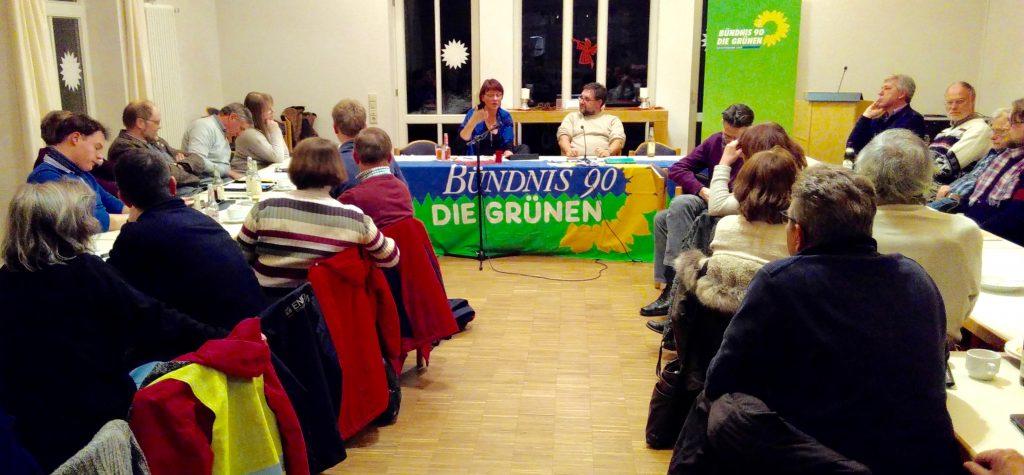 B'90 / GRÜNE Ostfriesen-Treffen