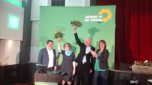 Spitzenduo zur Bundestagswahl 2017
