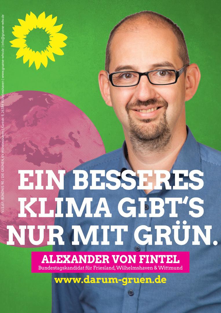 Kopfplakat Alex von Fintel