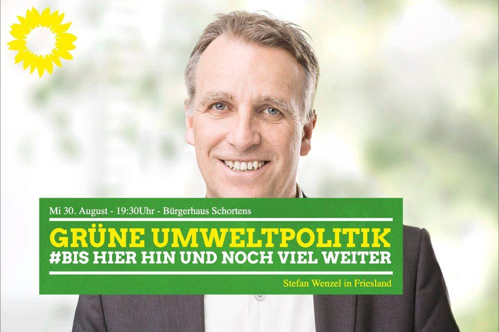 Stefan Wenzel in Schortens