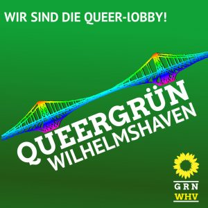 QUEERGRÜN Logo