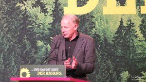 Jürgen Trittin erinnert an Helmut Lippelt