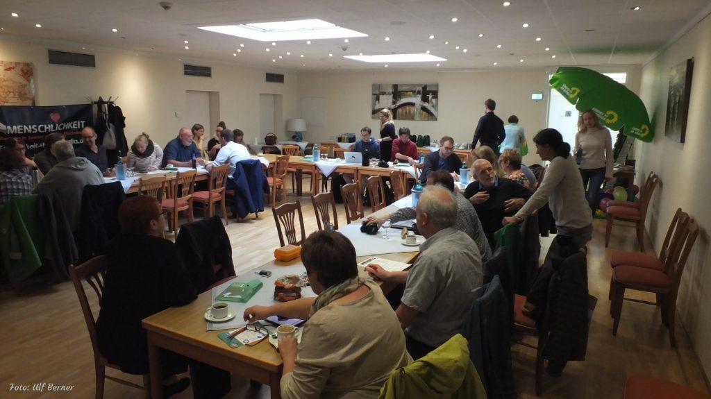 Weser-Ems-Konferenz Wilhelmshaven 2018