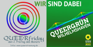queergrün@QUEERfriday