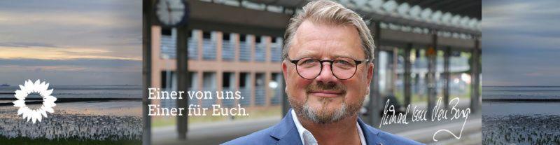OB Kandidat Michael von den Berg