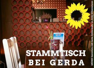 Stammtisch bei Gerda Titel