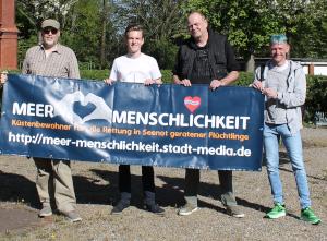 Team 'Meer Menschlichkeit'