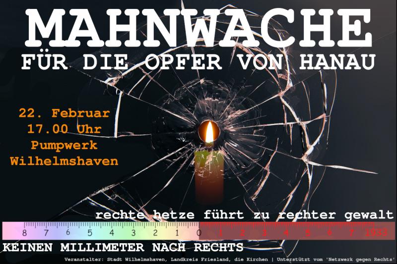 Mahnwache-Sharepic