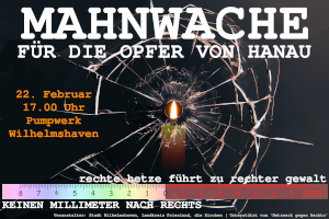Mahnwache-Teaser