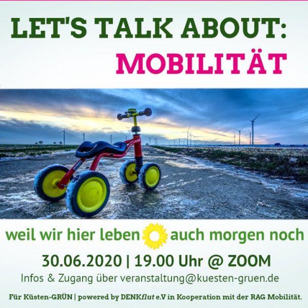 Let's Talk about Mobilität