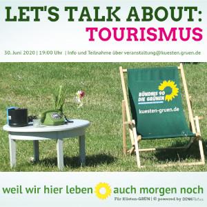Lets Talk about Tourismus