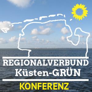 Küsten-GRÜN Konferenz @ Online (ZOOM)